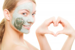 green facial pic