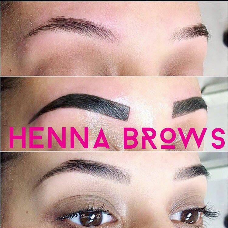 Henna Tattoo Kits For Eyebrows: Bella Pelle Body Clinic